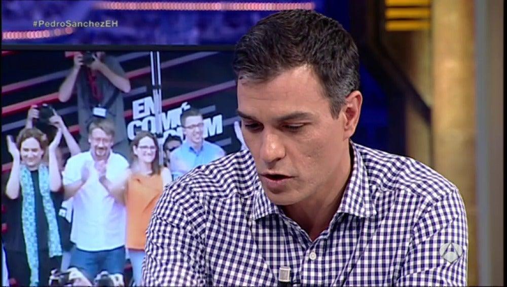 """Frame 0.0 de: Pedro Sánchez: """"El PSOE no va a apoyar ni al Partido Popular, ni a Mariano Rajoy"""""""