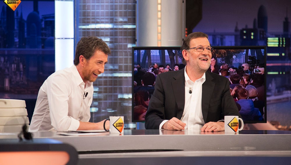 """Mariano Rajoy: """"Mientras Pablo Iglesias no se declare demócrata cristiano, yo estoy tranquilo"""""""
