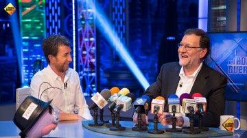 ¿Se subiría Mariano Rajoy a un helicóptero a cambio de una mayoría absoluta?