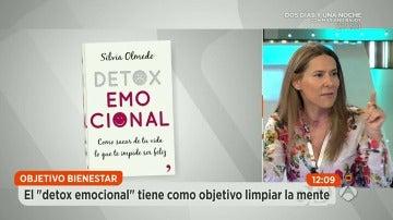 """El """"detox emocional"""" tiene como objetivo limpiar la mente"""