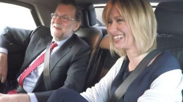 El lapsus de Mariano Rajoy que hizo reír a Susanna Griso