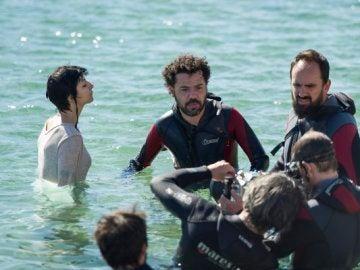 curiosidades sobre el rodaje de 'Vis a Vis'