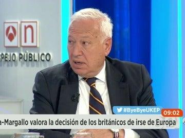 Margallo ofrece a Gibraltar un sistema de cosoberanía con un estatuto fiscal propio