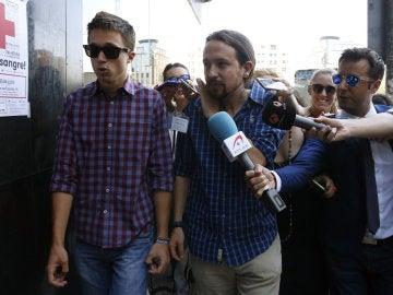 """Errejón niega que exista división en Podemos por la alianza con IU: """"Vamos todos a una"""""""