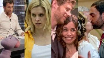 Atresmedia TV cierra temporada como el grupo que más crece