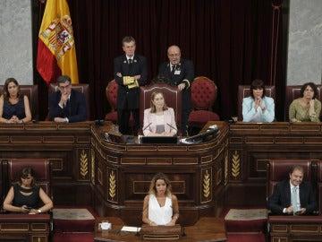 La Mesa del Congreso deja en suspenso el grupo propio para el Partit Demòcrata Català por falta de justificación