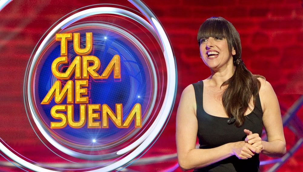 Yolanda Ramos concursante oficial de Tu cara me suena