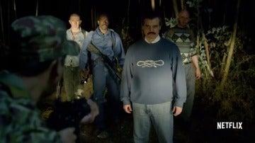 Pablo Escobar impone su ley en Netflix