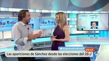 """Luis Arroyo: """"Una vez Rajoy encuentre apoyos en la derecha, el PSOE hará un esfuerzo si es necesario"""""""