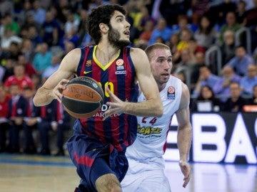 Abrines deja Barcelona para dar el salto a la NBA con los Thunder