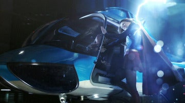 'Supergirl' desata su poder para salvar National City de una tormenta eléctrica