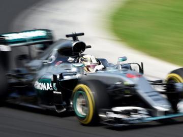 Hamilton se hace con la victoria en el GP de Hungría