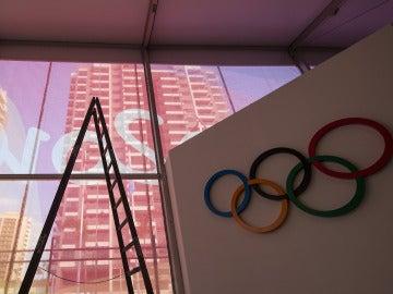 La Villa Olímpica y el estado de las aguas siguen sin convencer a una semana de los Juegos