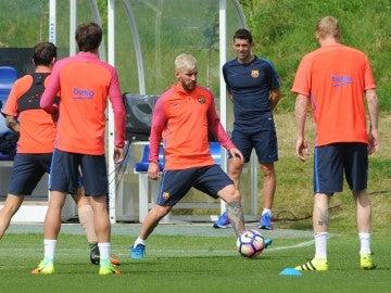 El Barça se estrena en la International Champions Cup