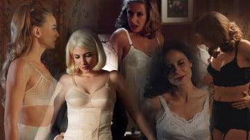 Velvet también es lencería, así la lucen sus protagonistas