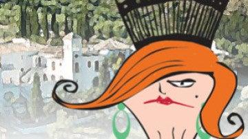 La reina del cortijo