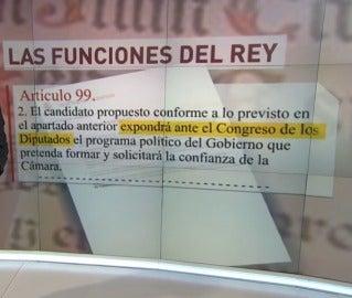 """Un experto en Derecho constitucional señala que si Rajoy no va a la investidura """"sería una burla a la Constitución"""""""