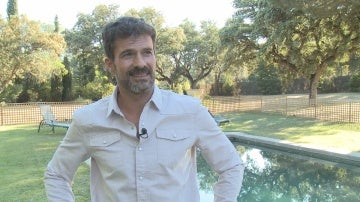 """Rodolfo Sancho, sobre Héctor: """"Le hemos dado un vuelco al personaje que puede ser interesante"""""""