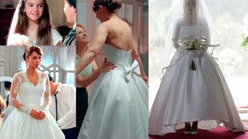 Los vestidos de novia que han protagonizado los 'Sí, quiero' de Velvet