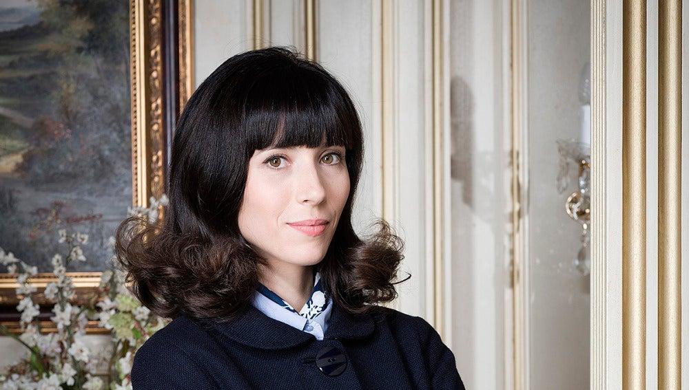 Inés Saavedra, responsable y educada caerá en las redes de Mauro