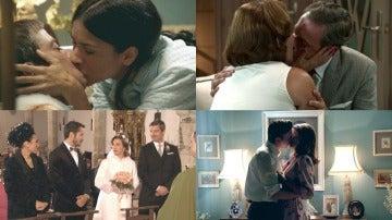 Las parejas que han marcado 'Amar es para siempre'