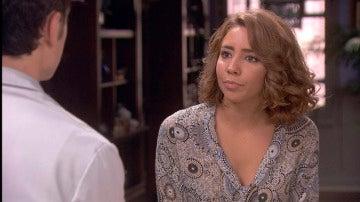 Emilia sabe que Matías miente