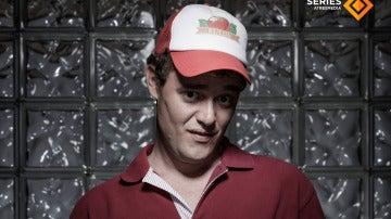 Federico Aguado es Sergio Rueda