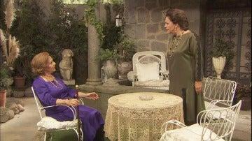 Tía Eulalia delata a Francisca