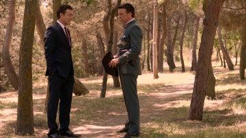 ¿Cómo chantajearán Víctor y Tomás a Velarde?