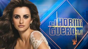 'El Hormiguero 3.0' regresa con la visita de Penélope Cruz