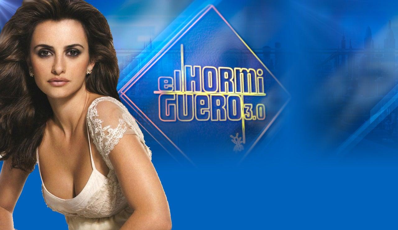 Súper Penélope Cruz Hormiguero