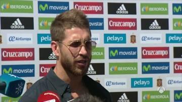 """Ramos insinúa un pacto Casillas-Lopetegui: """"Es decisión tanto del jugador como del nuevo técnico"""""""