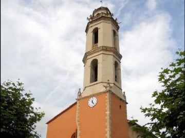 Iglesia de Santa María en Bisbal de Penedés
