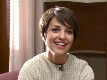 """Paula Echevarría: """"El cambio de look tan radical ayuda mucho al personaje"""""""