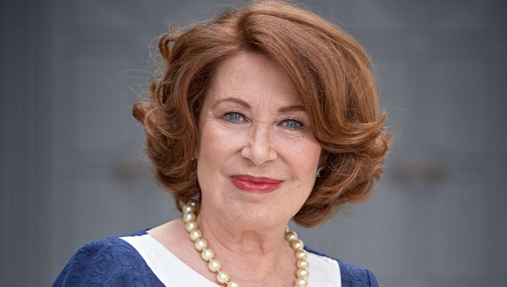 María José Goyanes es Ana María Núñez de Losada