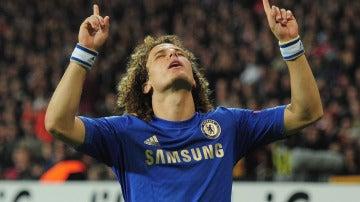 David Luiz, vuelve al Chelsea FC