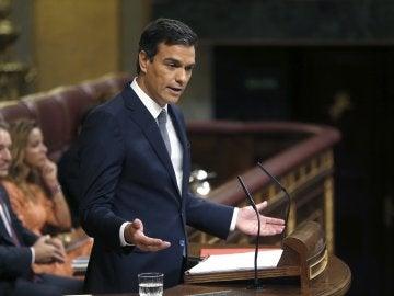 """Sánchez: """"Votaremos en contra de la candidatura porque España necesita con urgencia un Gobierno, no un mal Gobierno"""""""