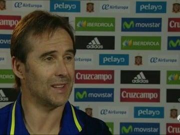 """Lopetegui, sobre Casillas: """"No cerramos la puerta a nadie, es un auténtico icono"""""""