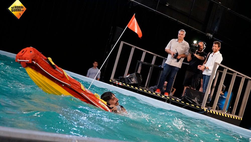 El primer robot capaz de rescatar a personas ahogadas