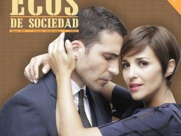 Alberto Márquez y Ana Ribera, protagonistas de Ecos de Sociedad