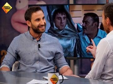 Dani Rovira deja un bonito mensaje a Pablo Ráez