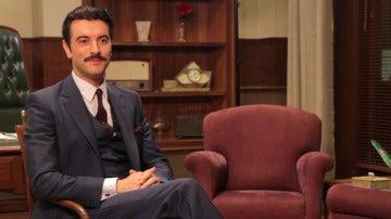 """Javier Rey: """"Velvet ha cambiado mucho pero Mateo sigue siendo tan canalla"""""""
