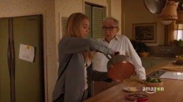 Woody Allen, protagonista de su serie 'Crisis in six scenes'
