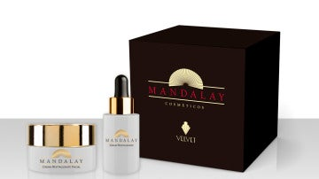 Descubre el ritual Velvet Mandalay