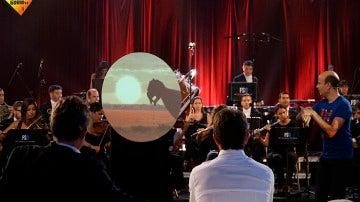 La Film Symphony Orchestra inunda 'El Hormiguero' con su música de cine