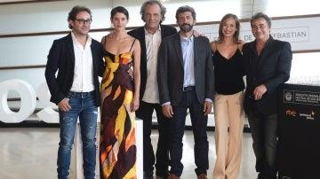 'El hombre de las mil caras' se presenta en el festival de Cine de San Sebastián