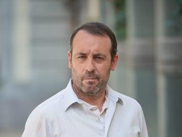Antonio Molero es Benito Guerrero