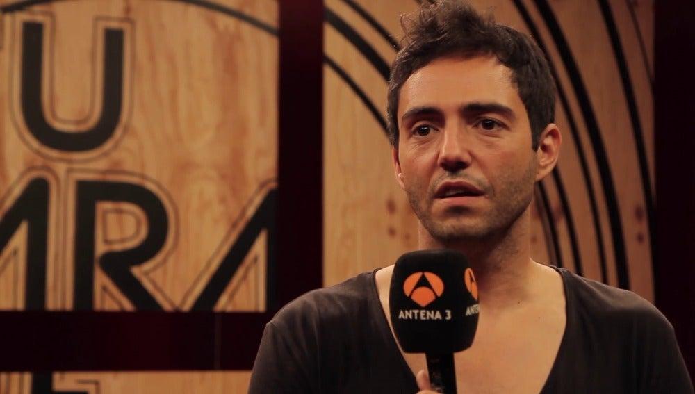 Entrevista a David Guapo en 'Tu cara me suena'