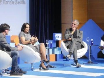 Mónica Carrillo, Juan Ramón Lucas y David del Cura participan en el Congreso E-Volución