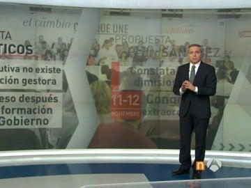 El Comité Federal del PSOE es el órgano con más poder, más que el secretario general